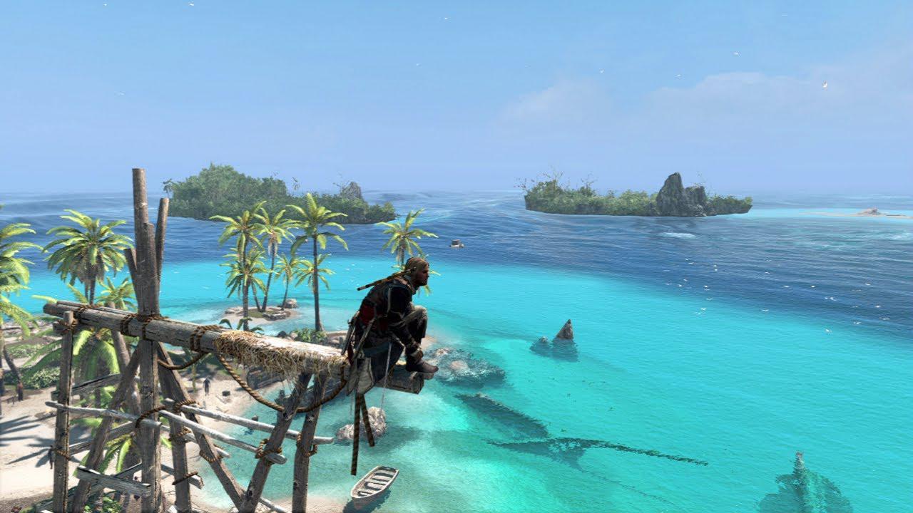 Assassin's Creed 4: Black Flag – 10 Minute Gameplay Walkthrough