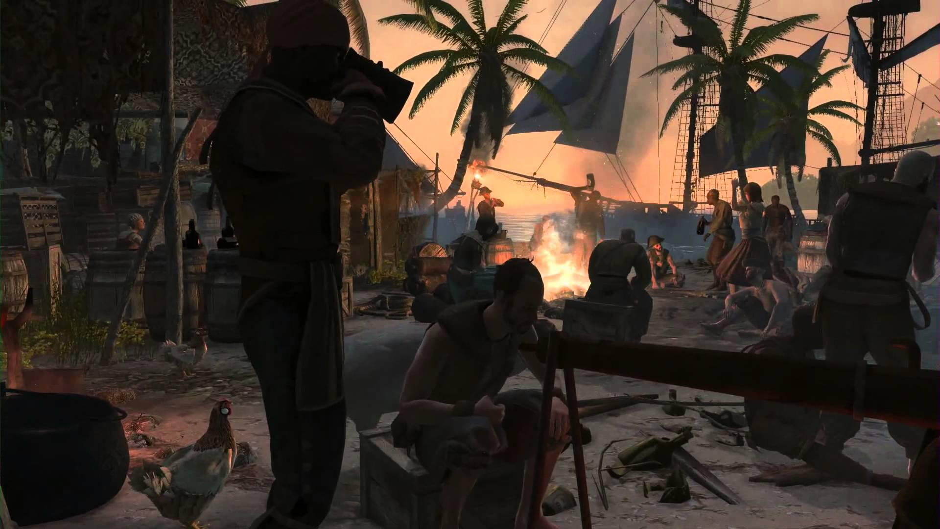 Assassin's Creed 4: Black Flag – Infamous Pirates Video
