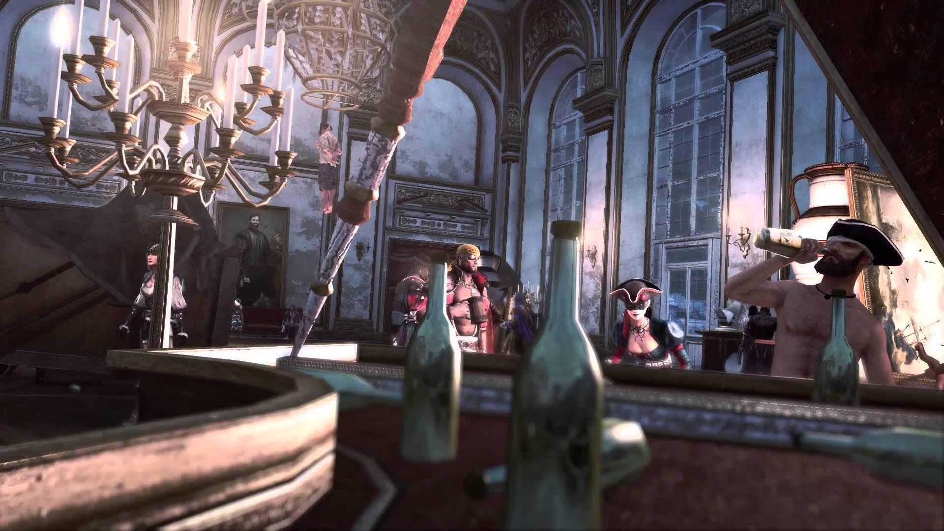 Assassin's Creed 4: Black Flag – Multiplayer Gameplay Trailer