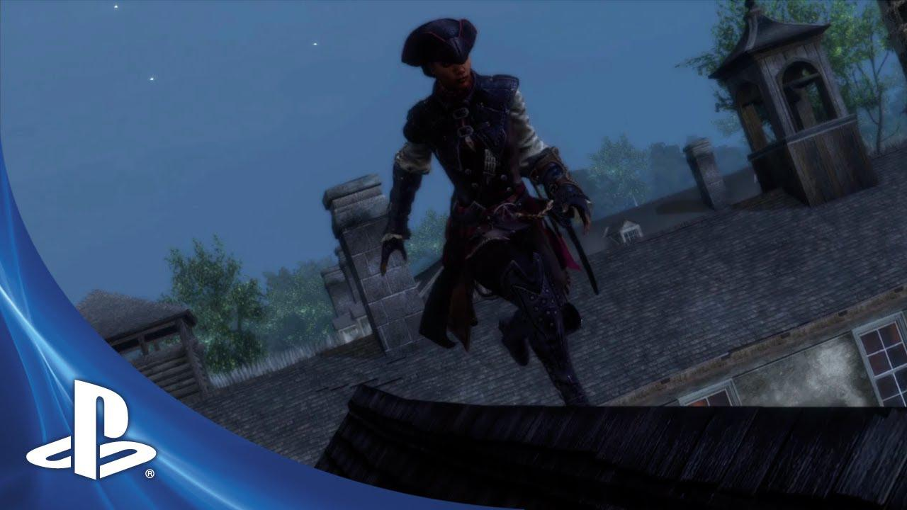 Assassin's Creed Liberation HD – Announcement Trailer