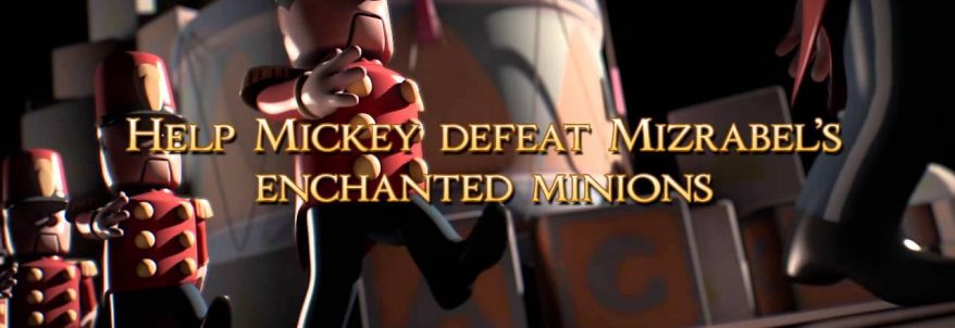 Castle of Illusion Starring Mickey Mouse – Launch Trailer
