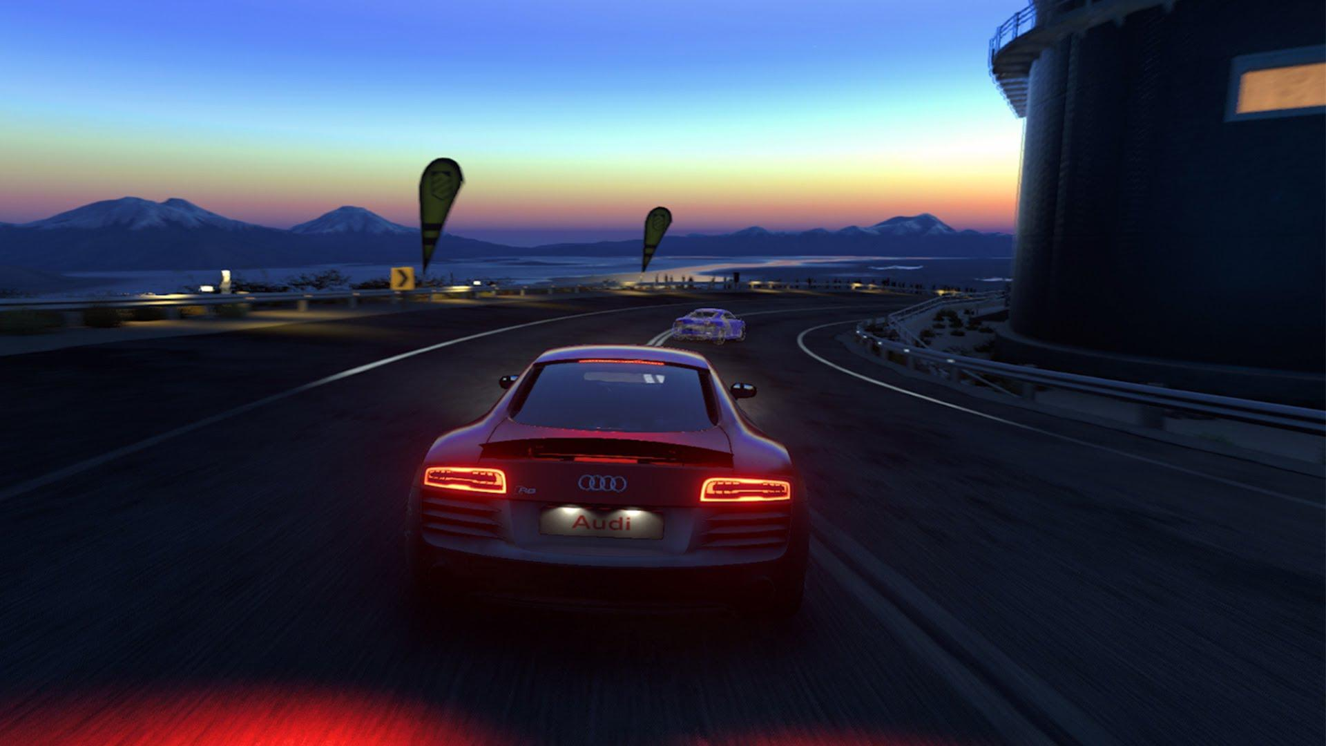 DriveClub – Time Trial at Night Gameplay