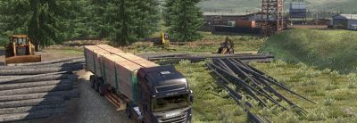 Imagini Scania Truck Driving Simulator: The Game