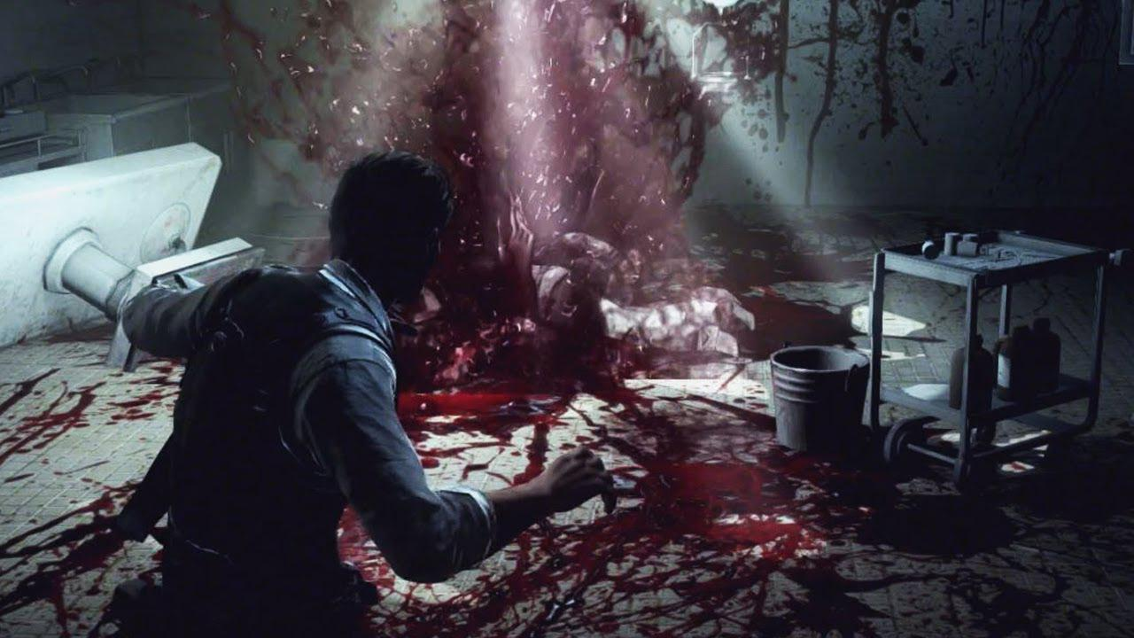 The Evil Within – Extended Gameplay Video