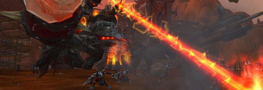 World of Warcraft – Patch 5.4 Siege of Orgrimmar Preview