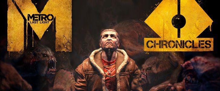 Metro: Last Light primește pack-ul Chronicles