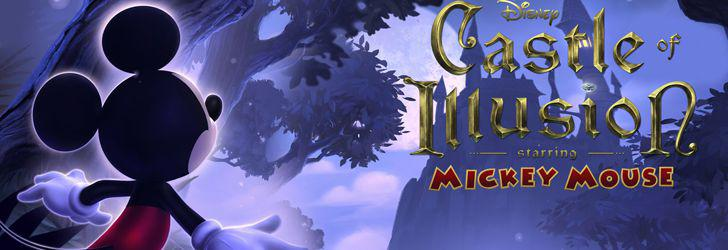 Castle of Illusion Starring Mickey Mouse Review Română