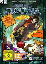 Chaos on Deponia Coperta