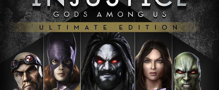 Injustice: Gods Among Us Ultimate Edition anunțat