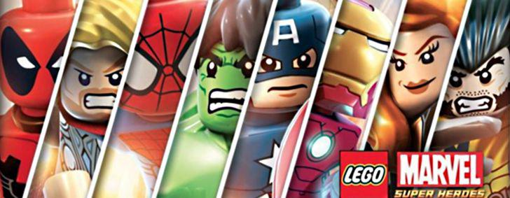 LEGO Marvel Super Heroes Demo 15 octombrie