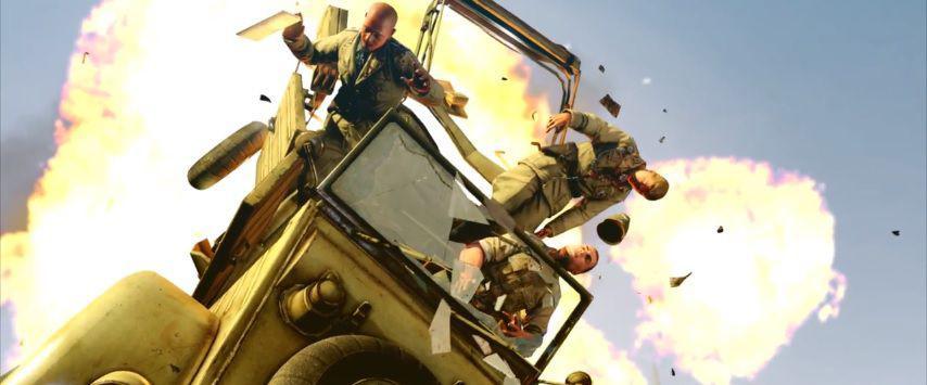 Sniper Elite 3 – Trailer
