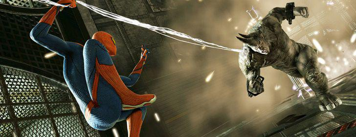 The Amazing Spider-Man sosește pe PS Vita în Noiembrie