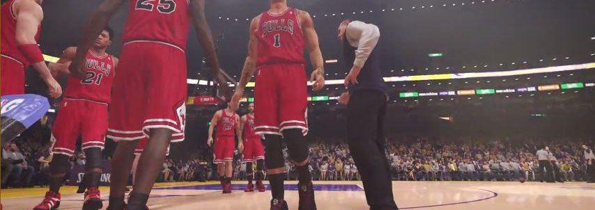 Trailer Next-Gen pentru NBA 2K14