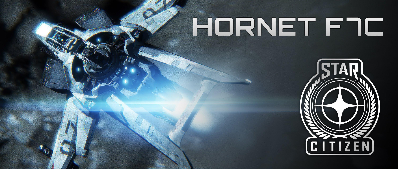 Anvil Aerospace Hornet în noul trailer pentru Star Citizen