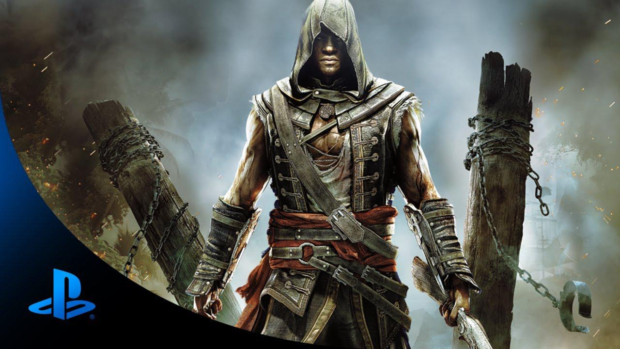 Assassin's Creed 4: Black Flag – Freedom Cry DLC Trailer Featuring Adewale