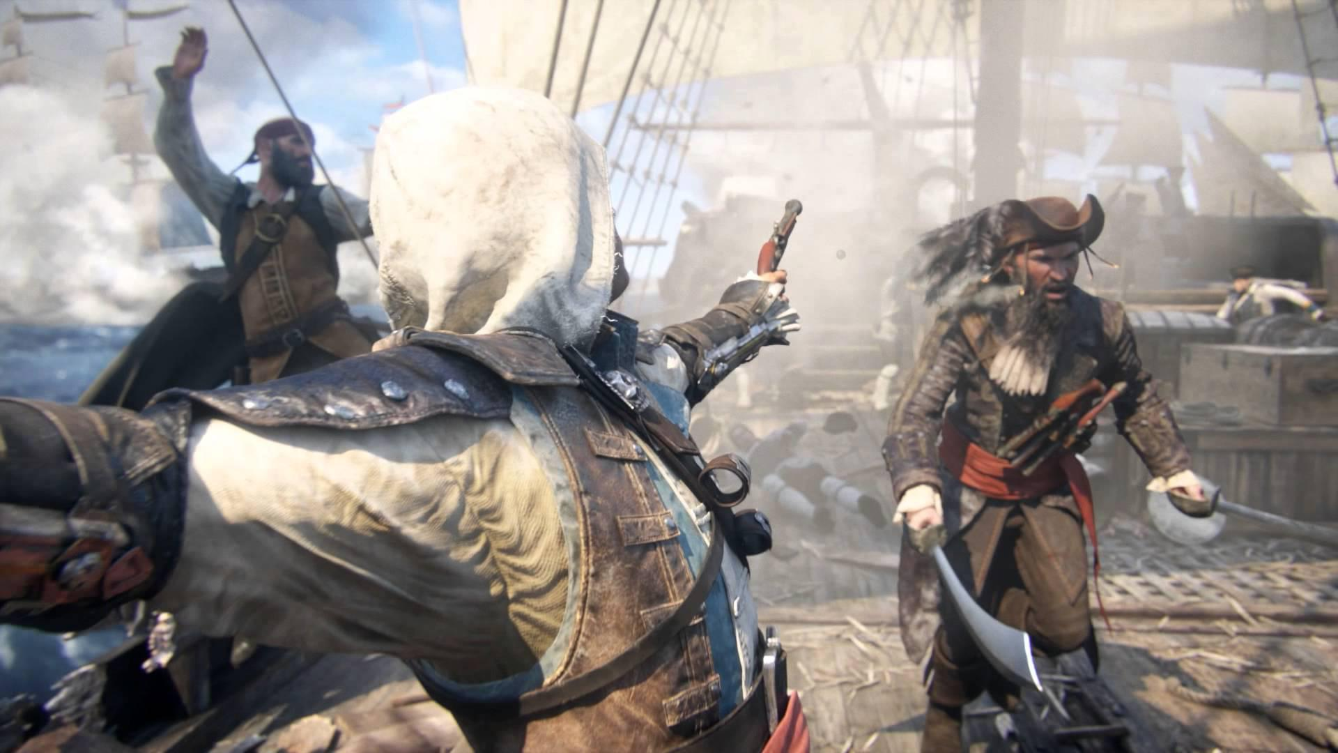 Assassin's Creed 4: Black Flag – Tattoo TV Spot