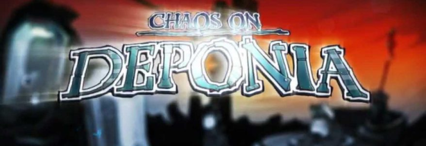 Chaos on Deponia - Trailer