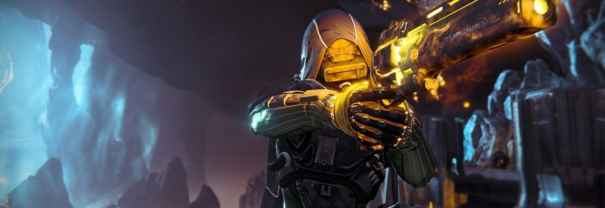 Destiny – The Moon Gameplay Trailer