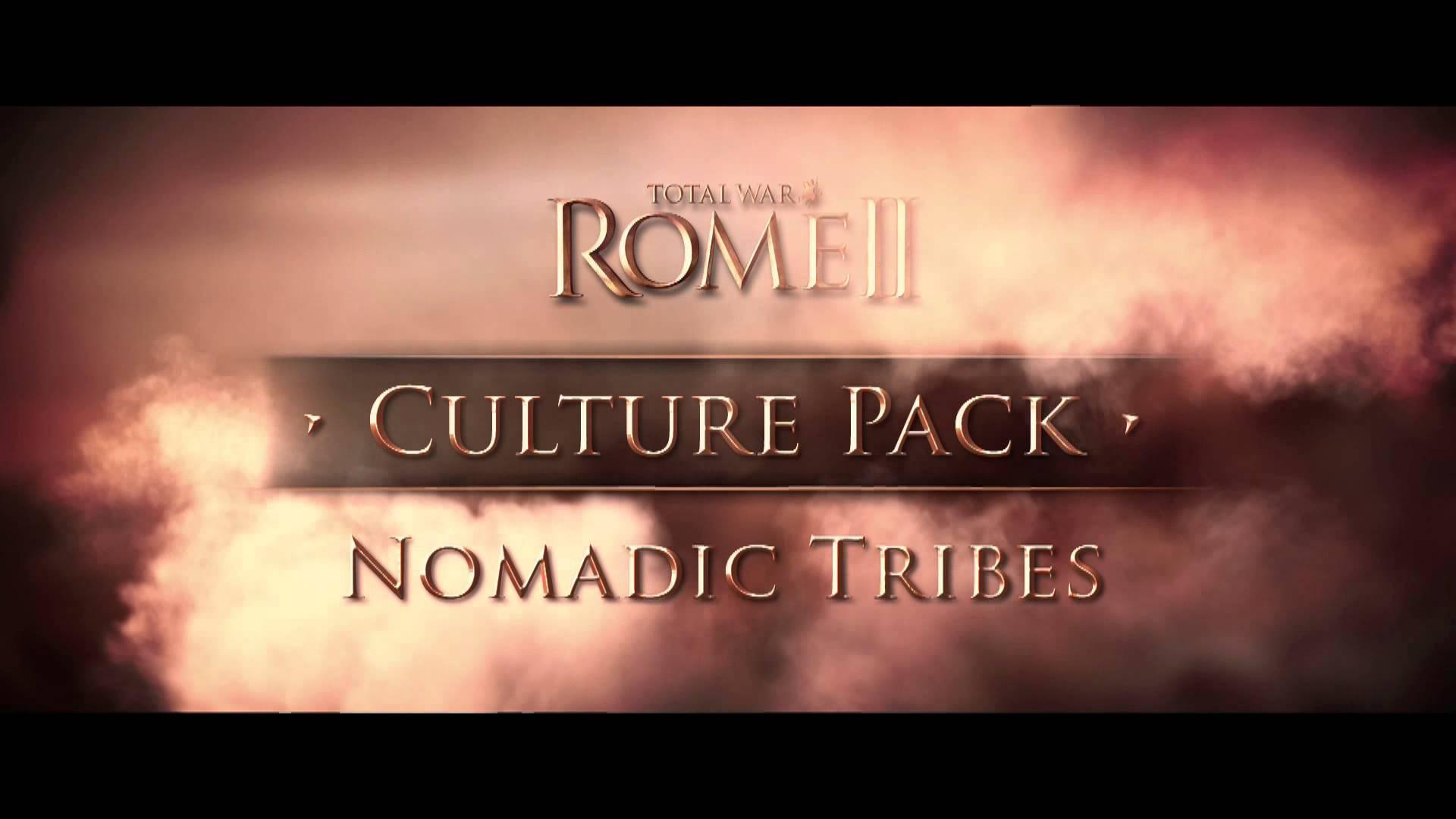DLC-ul Nomadic Tribes pentru Total War: Rome 2 disponibil gratuit