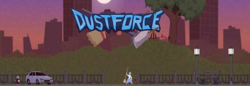 Dustforce - Available on Steam Trailer