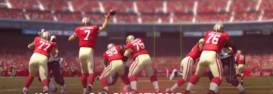 Gameplay trailer next-gen și pentru Madden NFL 25