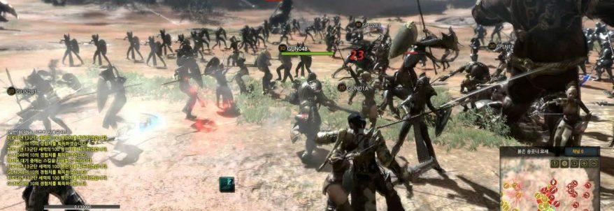 Kingdom Under Fire 2 – Invasion Mode Gameplay