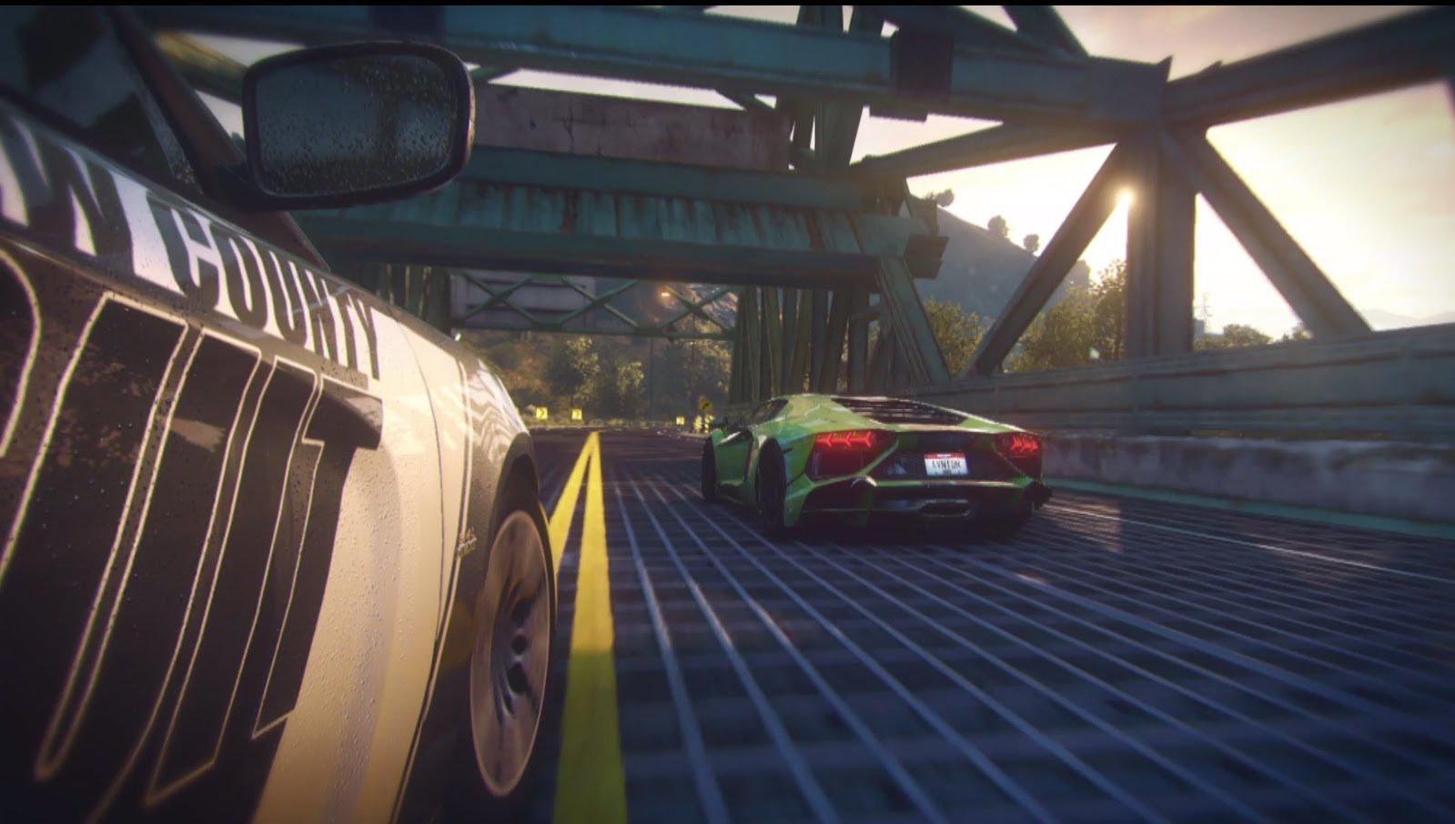 Need for Speed Rivals primește gameplay ce ne prezintă mecanica AllDrive