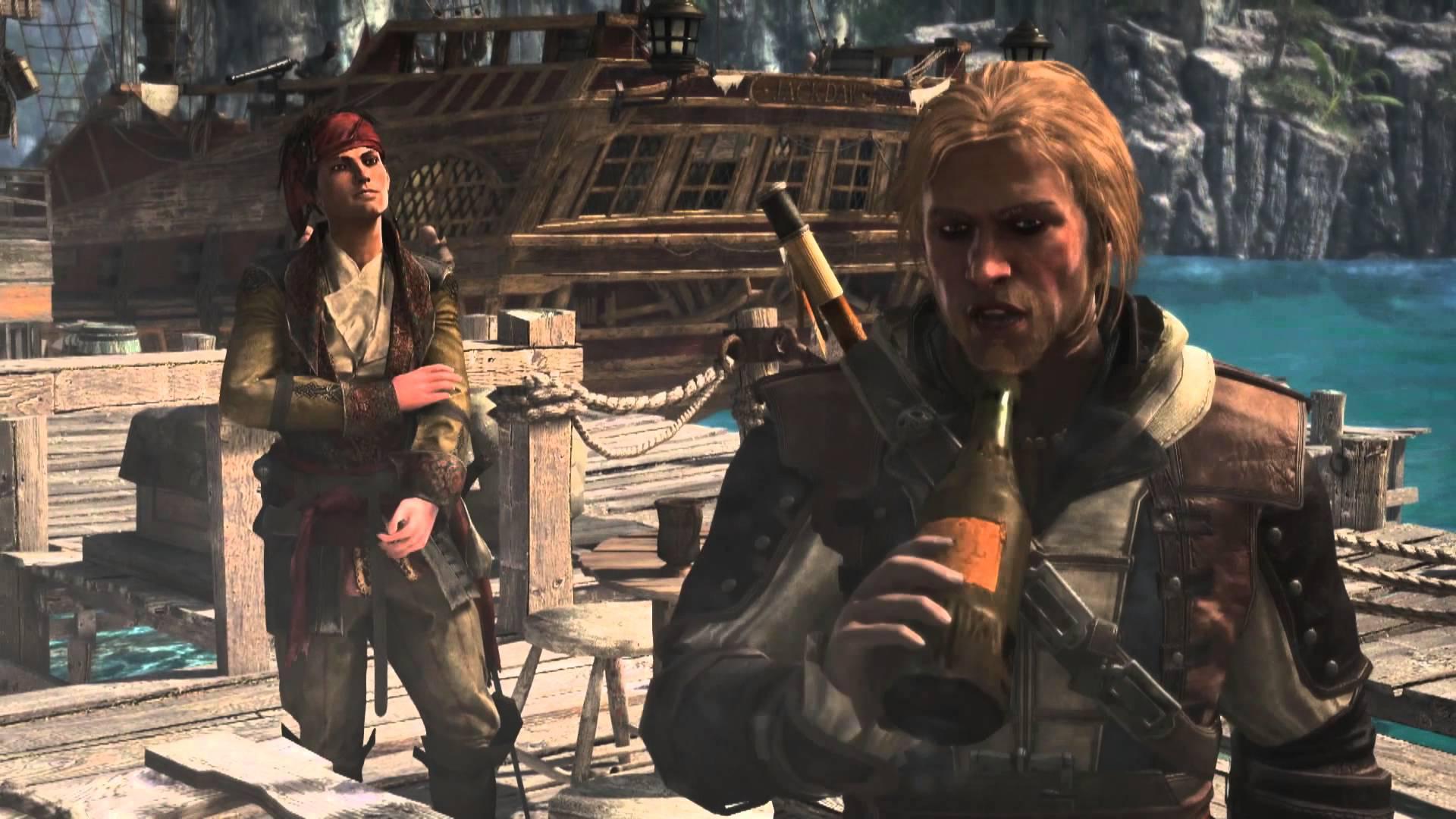 Trailer de lansare pentru Assassin's Creed 4: Black Flag