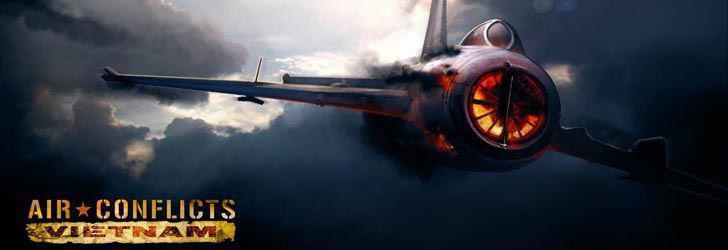 Air Conflicts: Vietnam Review Română