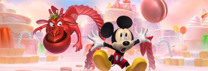 Castle of Illusion Starring Mickey Mouse disponibil pe iOS
