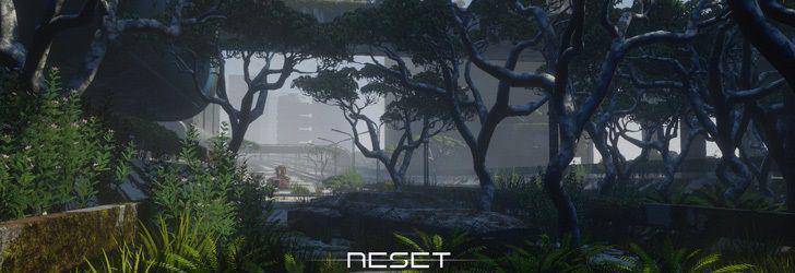 Reset dispune de o zonă de gameplay de 16 KM pătrați