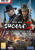 Total War Shogun 2 - Fall Of The Samurai  Coperta