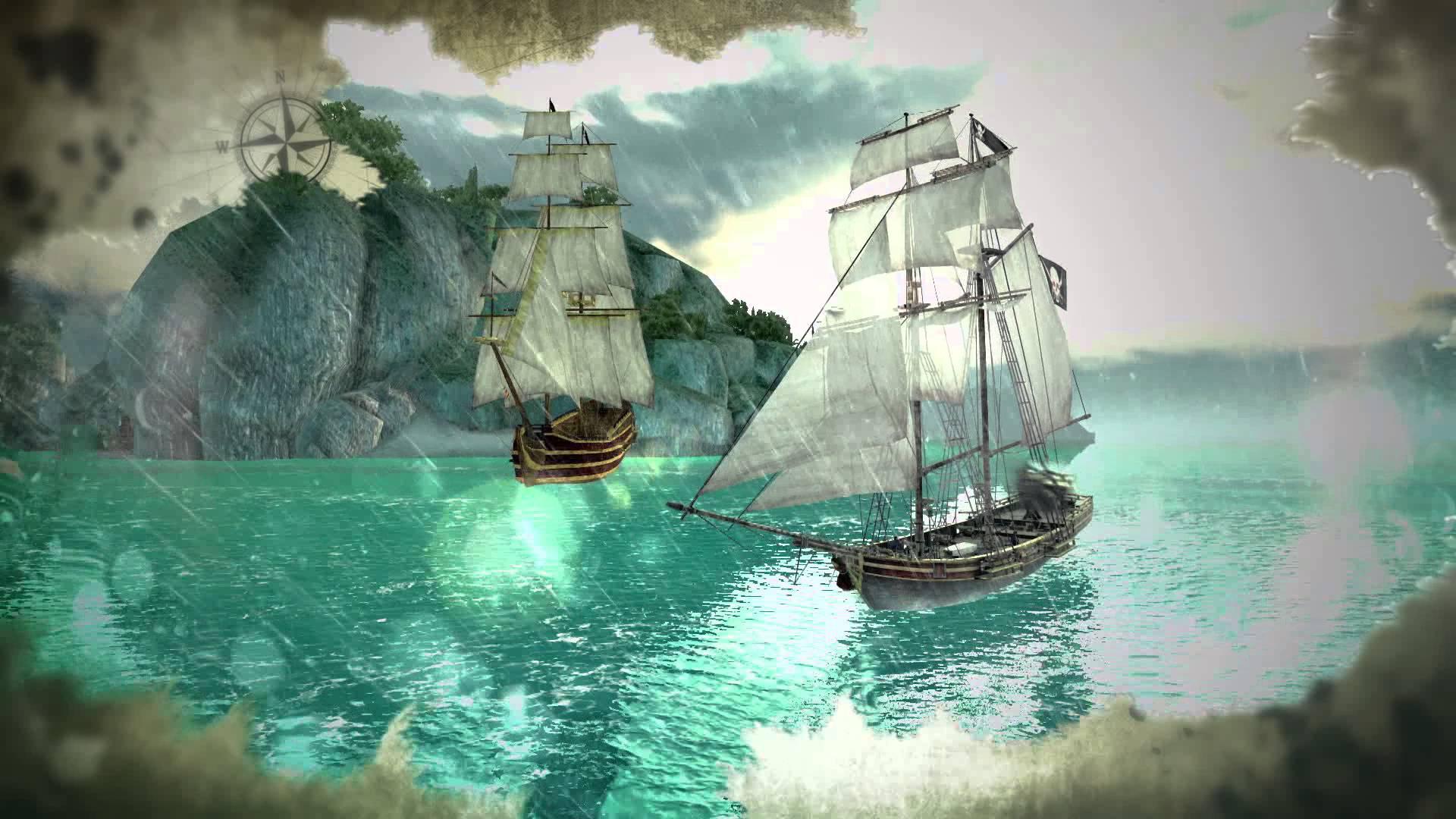 Assassin's Creed Pirates primește trailer pentru luptele navale