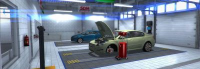 Imagini Car Mechanic Simulator 2014