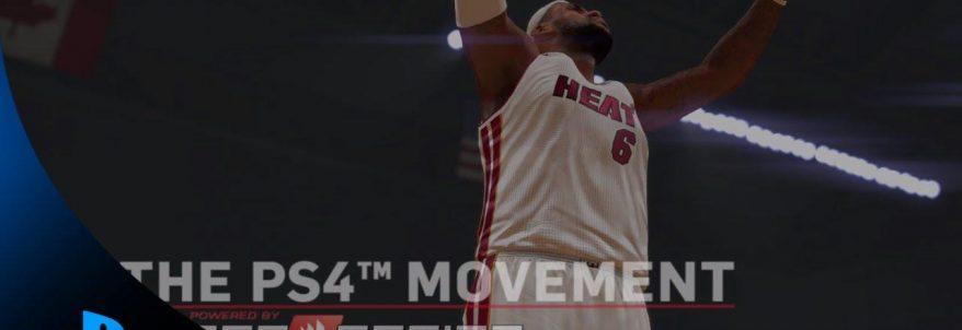 Engine-ul Eco-Motion prezentat în noul trailer pentru NBA 2K14