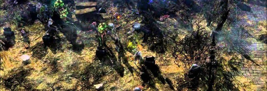 Grim Dawn - Pre-Alpha: Soldier + Demolition Melee Build