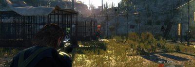 Imagini Metal Gear Solid 5: Ground Zeroes