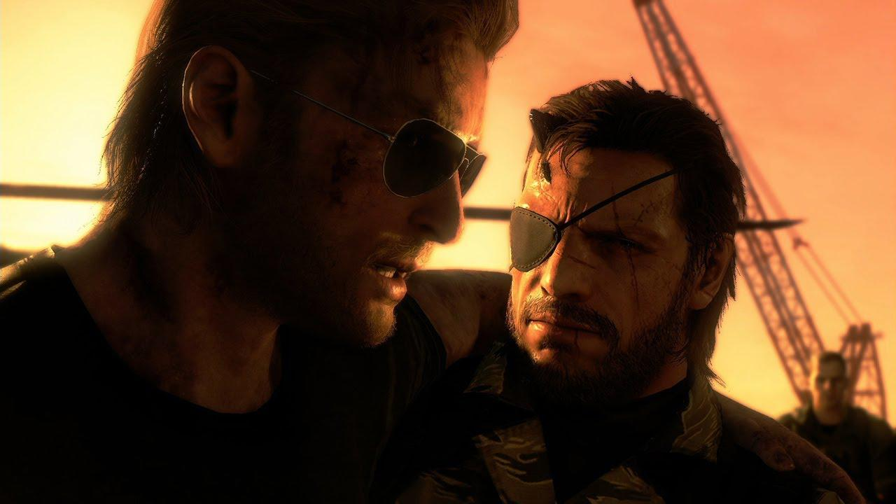 Metal Gear Solid 5: The Phantom Pain – E3 2013 Trailer