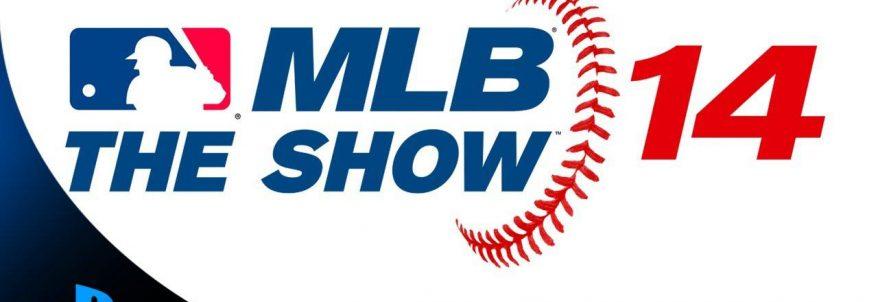 MLB 14 The Show vine în PlayStation Network în 2014
