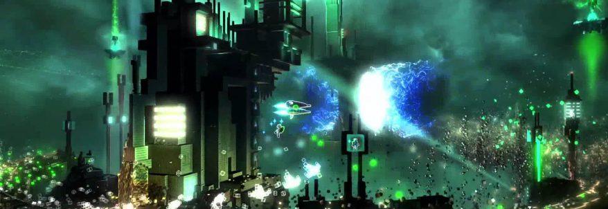 Resogun - Trailer