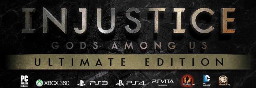 Trailer de lansare pentru Injustice: Gods Among Us Ultimate Edition