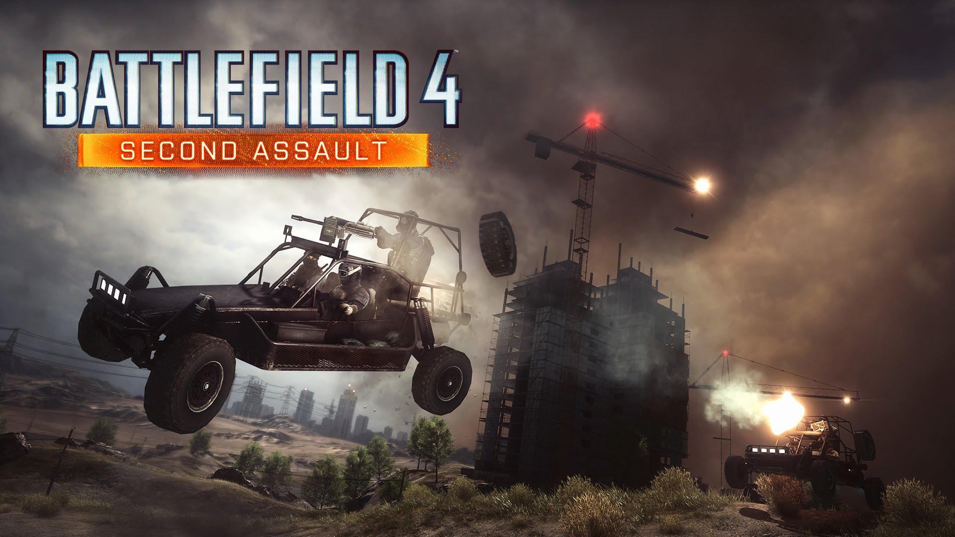 Trailer pentru Battlefield 4: Second Assault
