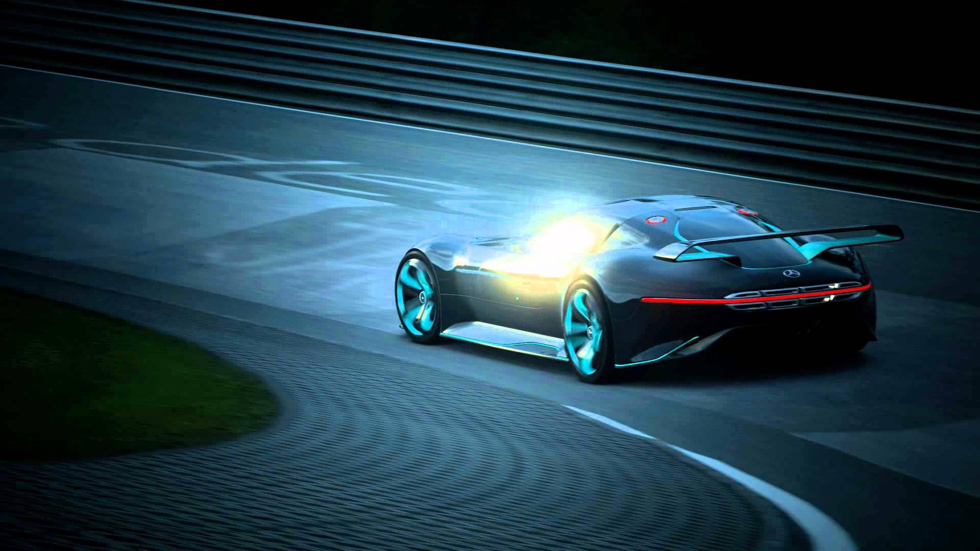 Viziunea lui Mercedes-Benz sub forma lui AMG în Gran Turismo 6