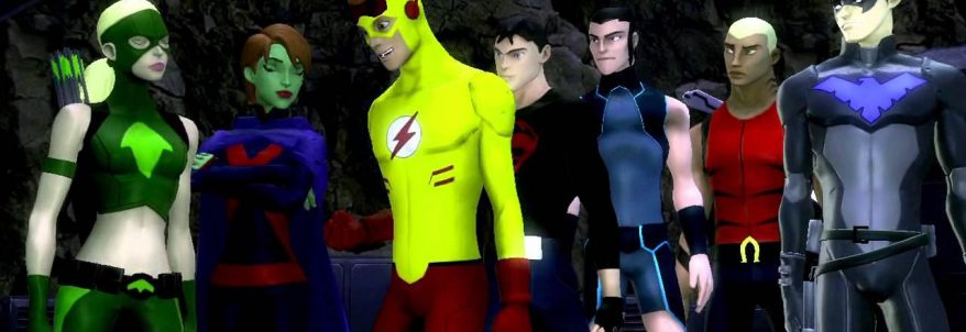 Young Justice: Legacy - Teailer