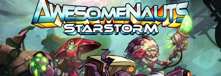 Expansion-ul Awesomenauts: Starstorm disponibil pe 12 Decembrie