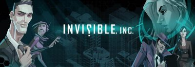 Invisible Inc Logo Mart