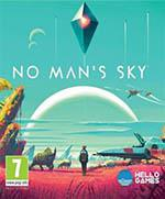 No Mans Sky Box Art