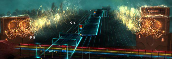 5 noi melodii în Rocksmith 2014 printr-un DLC