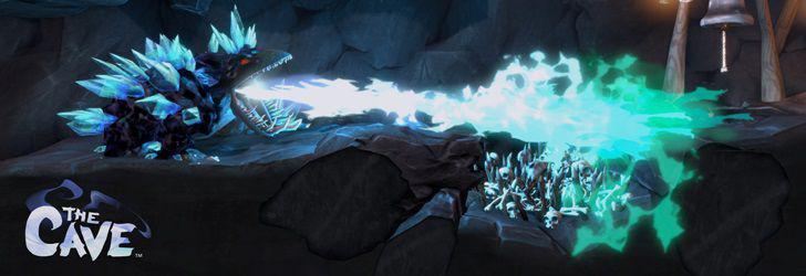 The Cave este acum disponibil pe Ouya