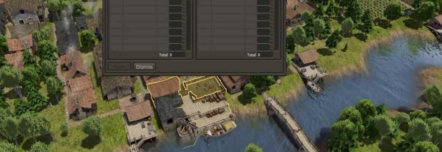Banished – Gameplay Agriculture